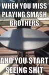 When You Miss Playing Smash Brothers...