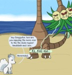 Hey Exeggutor, How Are You Enjoying The Move Over