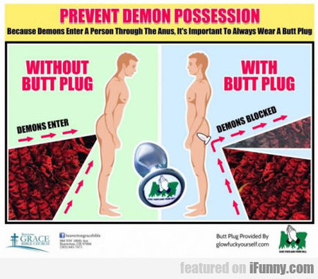 how to stop demon possession...