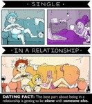 The Best Part Of Being In A Relationship...