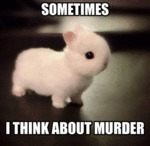Sometime I Think Of Murder..