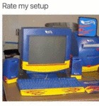 Rate My Setup...
