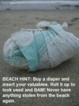 Tip For The Beach...