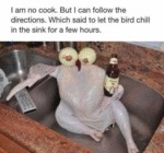 I Am No Cook But I Can Follow Directions