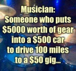 What A Musician Is....