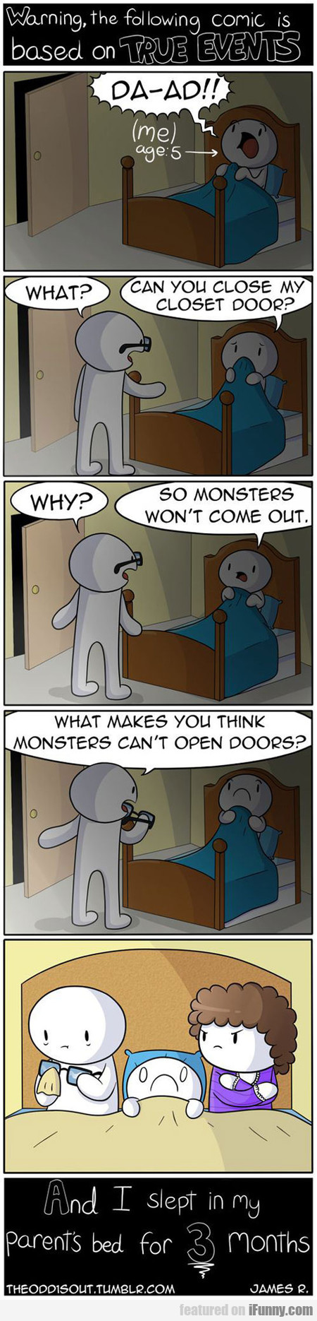 Can You Close My Closet Door?