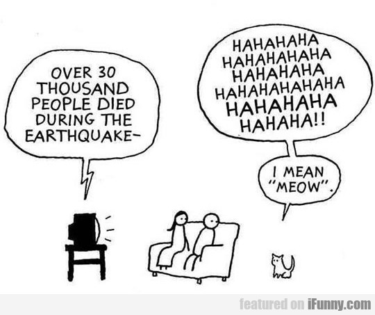 Over 30 Thousand People Died During The Earthquake