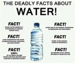 The Deadly Facts On Water...