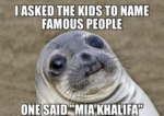 I Asked Kids To Name Famous People...