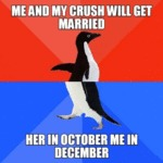 Me And My Crush Will Get Married...