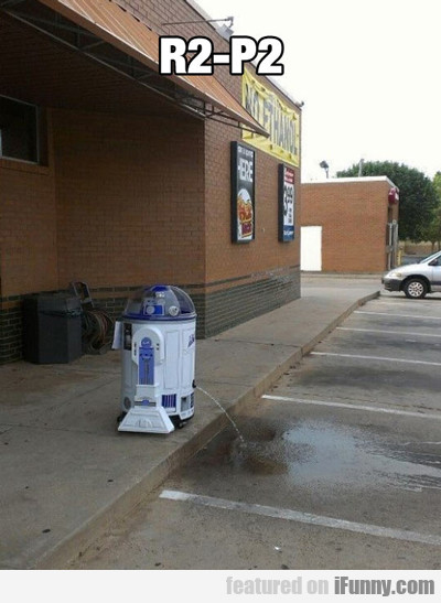 Not The Droid I Was Looking For...