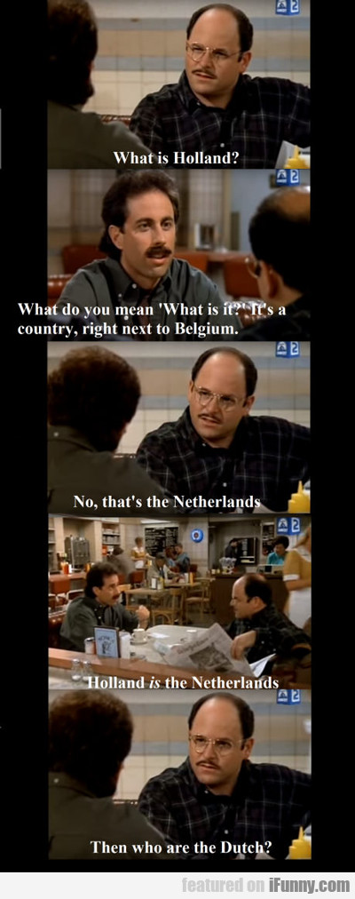 What Is Holland?