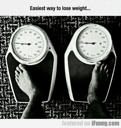 Easy Way To Lose Weight...