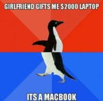 Girlfriend Buys Me $2000 Laptop...