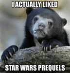 I Actually Liked The Star Wars Prequels...