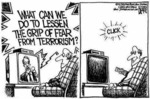 What Can We Do To Lessen The Grip Of Fear From...
