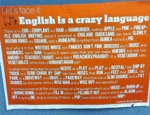 English Is A Crazy Language...