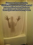 Got A New Shower Curtain...