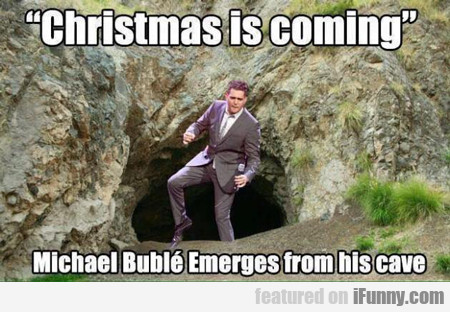 Christmas Is Coming Soon...
