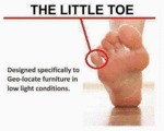The Little Toe S Designed For...