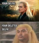 Your Selfie...