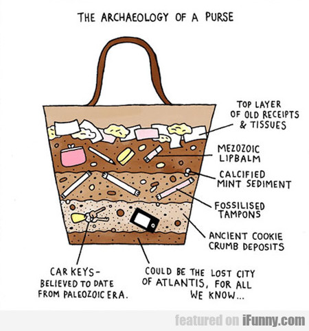 C - The Archaeology Of A Purse