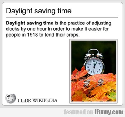 Daylight Saving Time Is The Practice Of...
