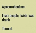 A Poem About Me...