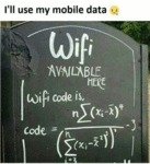 I'll Use My Mobile Data...