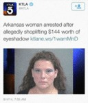 Woman In Arkansas...