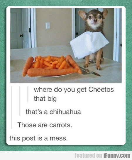 Where Do You Get Cheetos