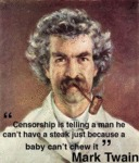 Censorship Is...