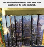 The Harry Potter Books....