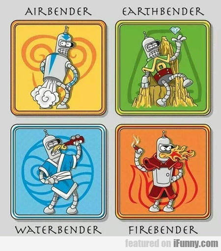 The Many Sides Of Bender