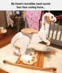 Taun Taun Rocking Chair...