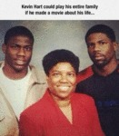 Kevin Hart Could Play Everyone In His Family...