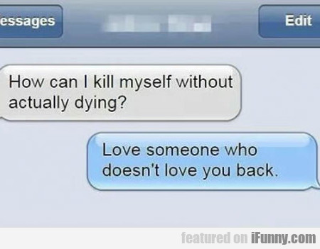 How Can I Kill Myself?
