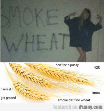 Smoke Wheat...