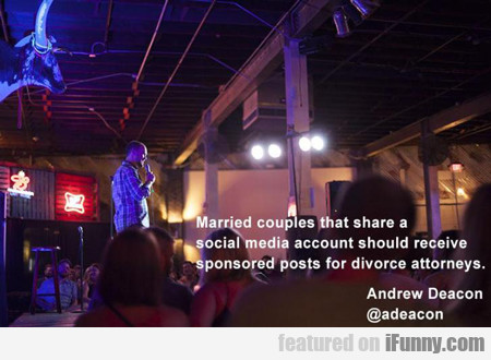 Married Couples Who Share Social...
