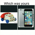 Which Was Yours?