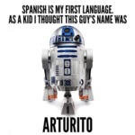 Spanish Is My First Language, And As A Kid...