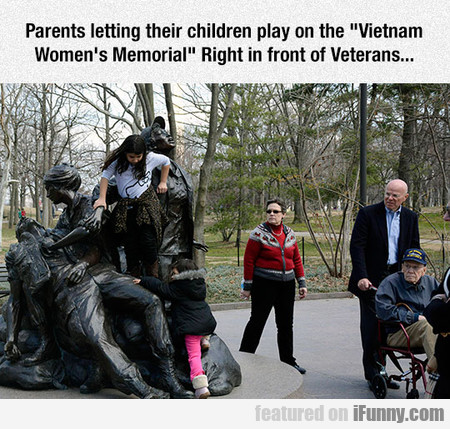 Parents Letting Their Children Play