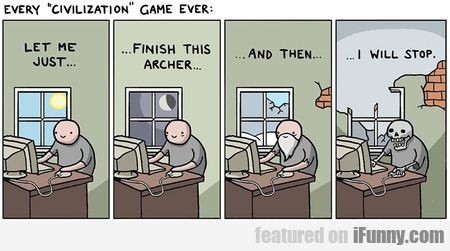 Pretty Much Every Civilization Game