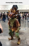 Amazing Majora's Mask Cosplay...