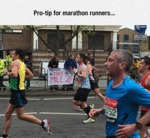 Marathon Advice...