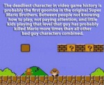 The Most Deadly Enemy In Mario Bros....