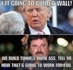 I'm Going To Build A Wall...