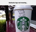 Starbucks Logo Real Meaning...