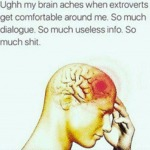 My Brain Aches...