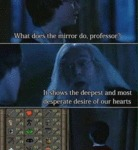 What Does The Mirror Do Professor?